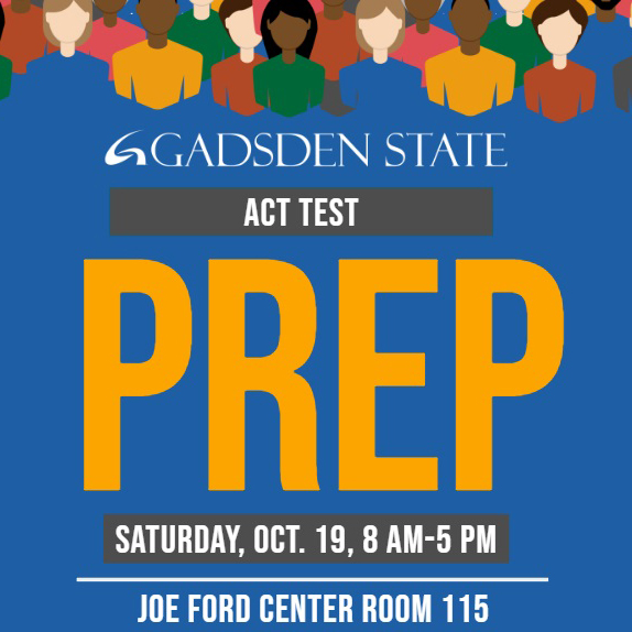 Gadsden State offers ACT test preparation course