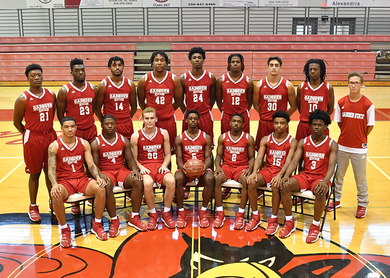 Men's Basketball Team 2019
