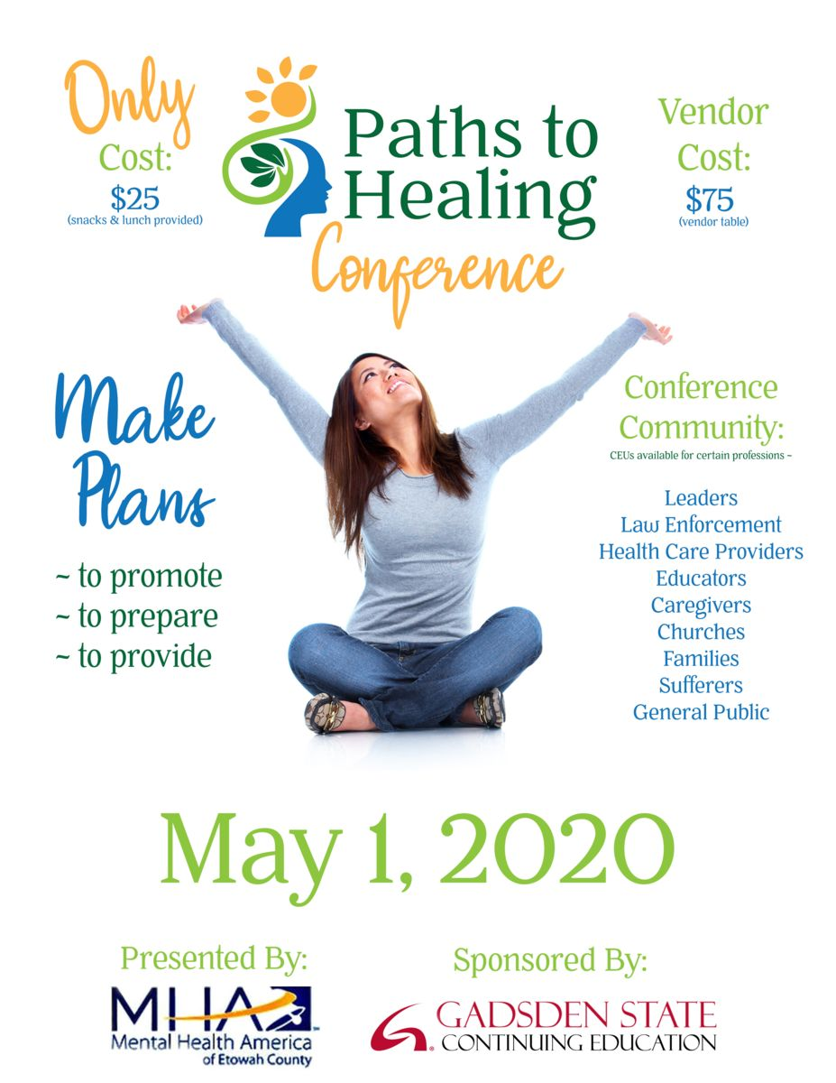 Paths to Healing Conference